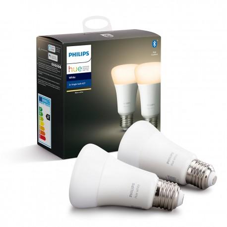 Ampoule connectée Starter Kit E27