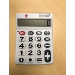 Calculatrice grands caractères