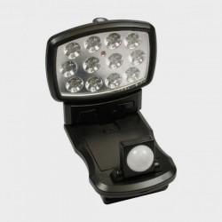 Lampe avec détecteur de mouvements