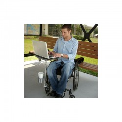 Tablette de fauteuil roulant EzEnabler