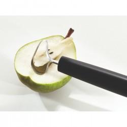 Couteau inox pour évider