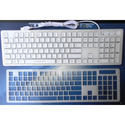 Clavier Guide-doigts KB-LUMI
