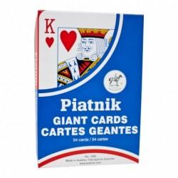Jeux de cartes géantes PIATNIK
