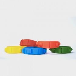 Bandes de butées flexibles