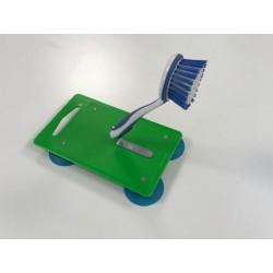 Brosses à vaisselle auto-nettoyantes